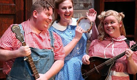 PREVIEW: Mill Town Players Preach Love and Gospel in 'Smoke on the Mountain'