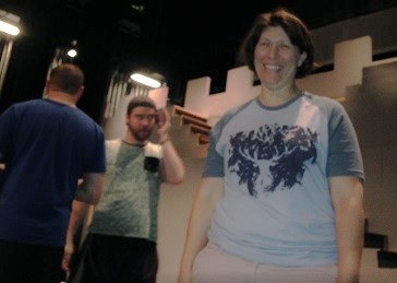 "SPECIAL PREVIEW: New Girl in Town Kate Roark Finds Her Grail as Director of ""Spamalot"""