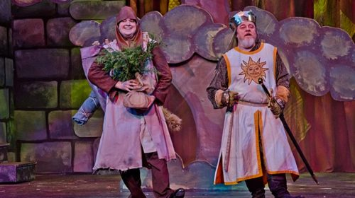 REVIEW: Spartanburg Little Theatre's Holy Grail Quest is a SMASHalot!