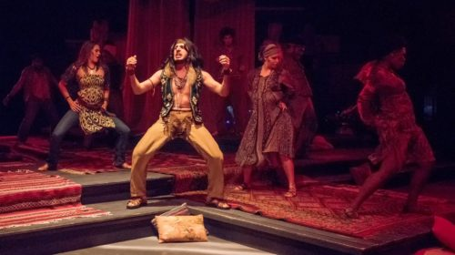 "REVIEW: Glow Lyric Theatre's Electrifying 'Hair"" is Anything But Static after 50 Years"