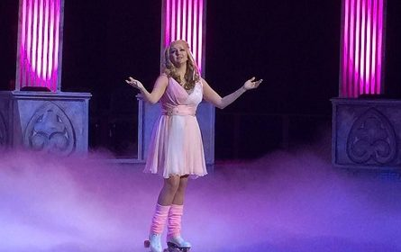 REVIEW: Strange Magic and Mellow Nostalgia in Spartanburg Little Theatre's Superb 'Xanadu'