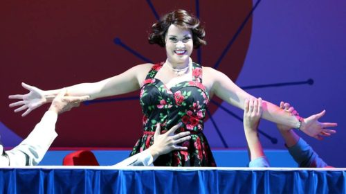 "REVIEW: Mill Town Players Serve Up Heapin' Helping of Americana in ""Bye Bye Birdie"""