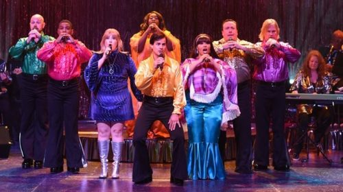 REVIEW: Greenville Little Theatre Shakes the Earth with Hi-Voltage '70s Concert