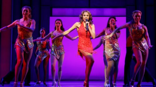REVIEW: 'The Bodyguard' Saves the Day, But Not the Musical