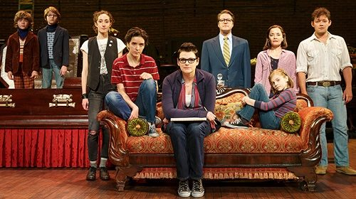 REVIEW – Caption: 'FUN HOME' is a Must-See Musical Experience