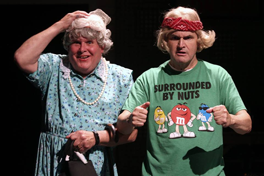 'Greater Tuna' at Tryon Little Theater @ Tryon Little Theater