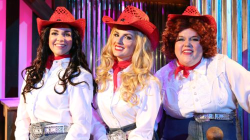 REVIEW: Mill Town Players' 'Honky Tonk Angels' is Heavenly Fun