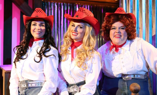 Mill Town Players Present 'Honky Tonk Angels' @ Pelzer Auditorium