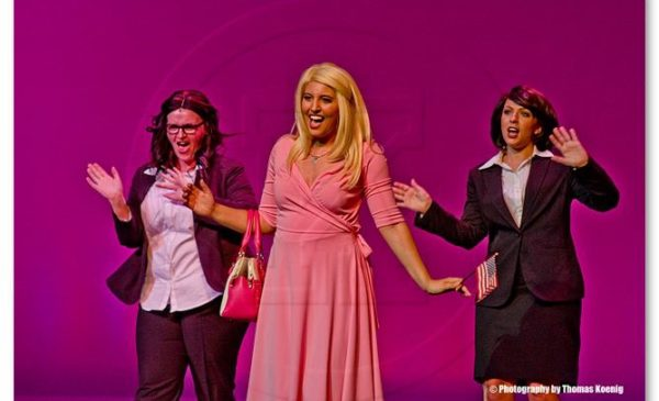 'Legally Blonde: The Musical' at  The Spartanburg Little Theatre  @ Chapman Cultural Center