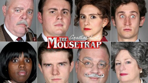 REVIEW: Greenville Little Theatre Ensnares Audiences in 'Mousetrap' Mystery