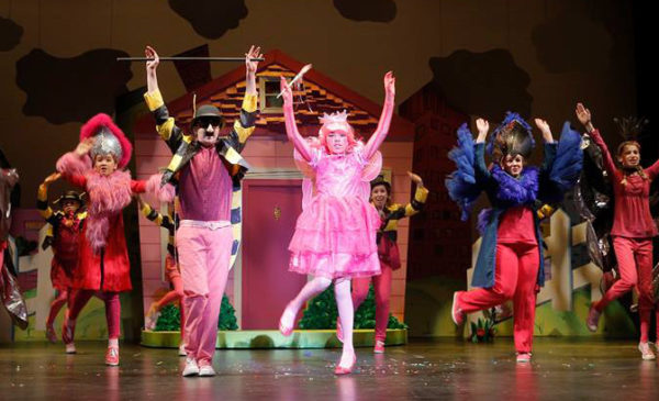 'Pinkalicious' at SC Children's Theatre @ Peace Center Gunter Theatre | Greenville | South Carolina | United States