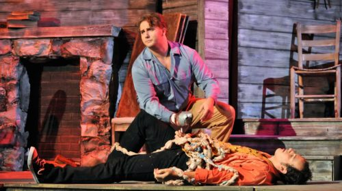 REVIEW: Limestone College's 'Evil Dead' Opens the Halloween Theatre Season