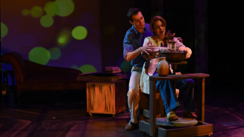 REVIEW: Centre Stage's 'Ghost' is a Visually-Stunning Musical Romance