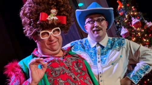 SPECIAL PREVIEW: Mill Town Players Return to 'Tuna' in Christmas Sequel