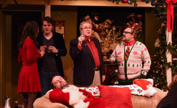REVIEW: Centre Stage Tackles Family Dysfunction in 'Happy Christmas, Shirley'