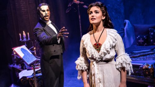REVIEW: Relive the Spectacle of 'Phantom' at the Peace Center