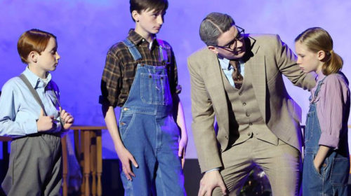 REVIEW: Mill Town Players Land a Striking Staging of 'To Kill A Mockingbird'