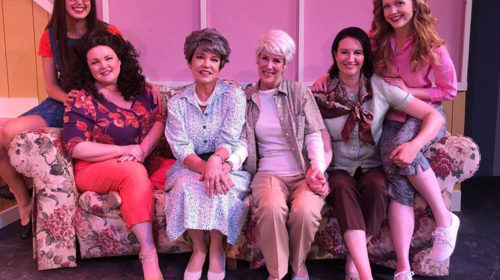 SPECIAL PREVIEW: 'Steel Magnolias' Co-Star Christiania Reübert is Anything But Pink and Bashful About Her Role as Shelby …or Her Own Diabetes