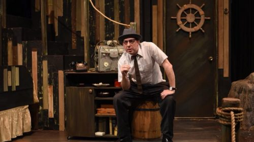 REVIEW: Brilliant Performances are the McGuffin in Centre Stage's 'Red Herring'