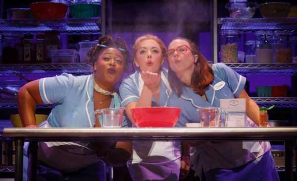 REVIEW: 'Waitress' Serves Up Deep Dish Wit, Melodic Empowerment