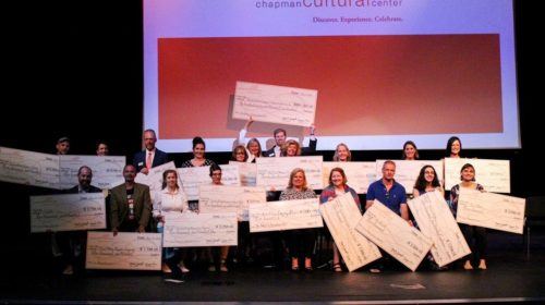 Chapman Cultural Center Awards Grants to Spartanburg Nonprofits, Artists
