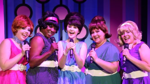 REVIEW: Mill Town Players Ladies Roar in Delightful 'Beehive' Musical