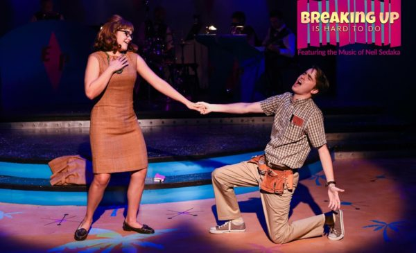 Centre Stage Ends Season with Sweet Musical Comedy 'Breaking Up Is Hard To Do'