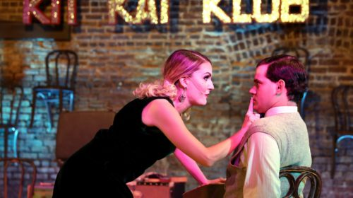 SPECIAL PREVIEW: Life Really is a 'Cabaret' for Director Christopher Rose