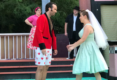 REVIEW: Guest Director Tames the 'Shrew' at Upstate Shakespeare Festival