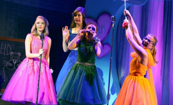 REVIEW: Mill Town Players Open Season with Winsome 'Wonderettes'
