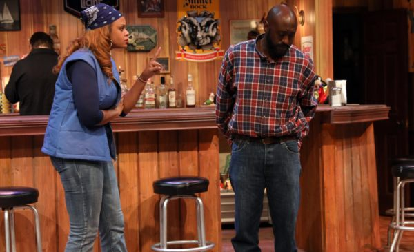 REVIEW: 'Sweat' Drips with Blood and Tears in Warehouse Theatre Season Opener