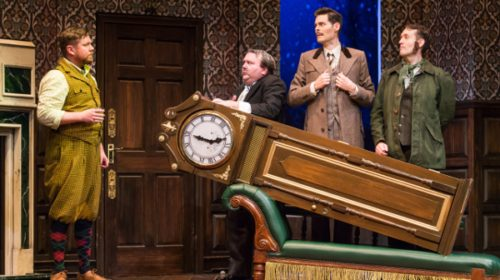 REVIEW: 'The Play That Goes Wrong' Gets It So Right