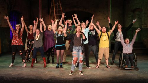 REVIEW: 'Godspell' is a Godsend at Foothills Playhouse
