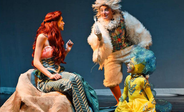 REVIEW: 'Little Mermaid' Soars at Younts Center…Literally