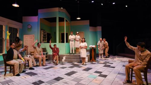 REVIEW: Centre Stage Does 'Cuckoo's Nest'As It Was Meant To Be