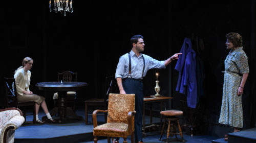 REVIEW: Warehouse Theatre and Actors Shine Without Glare in 'The Glass Menagerie'