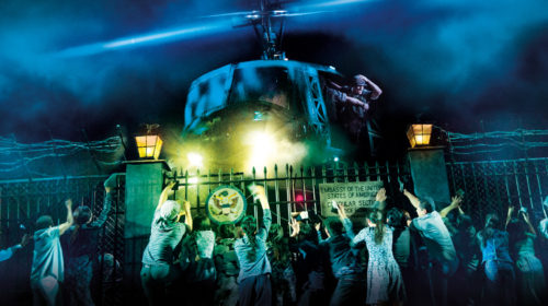 REVIEW: 'Miss Saigon' is Still an Impressive Blockbuster of a Show