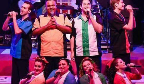 REVIEW: Centre Stage is Bopping the Hits in 'Shaboom-Shaboom'