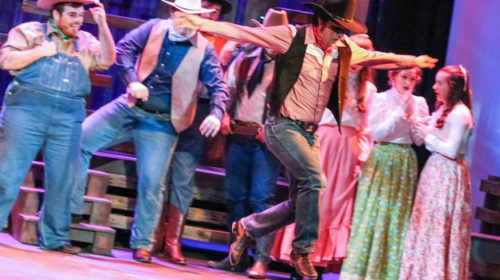 REVIEW: Greenwood Community Theatre's' Oklahoma!' is a Delightful, Nostalgic Kick
