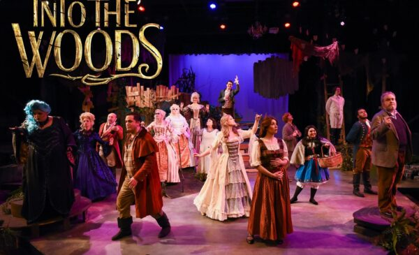 REVIEW: 'The Woods' Are Alive with the Sound of Perfection at Centre Stage