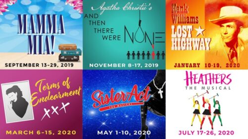 Spartanburg Little Theatre Unveils 2019-20 Season