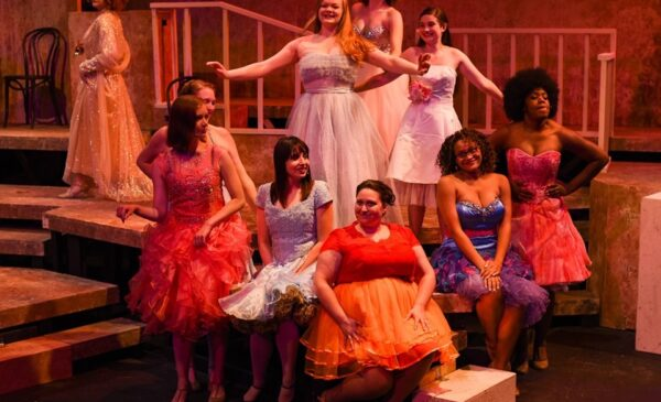 REVIEW: There's a Delightful Whorehouse in Greenville, But There's Nothing Dirty Going On!