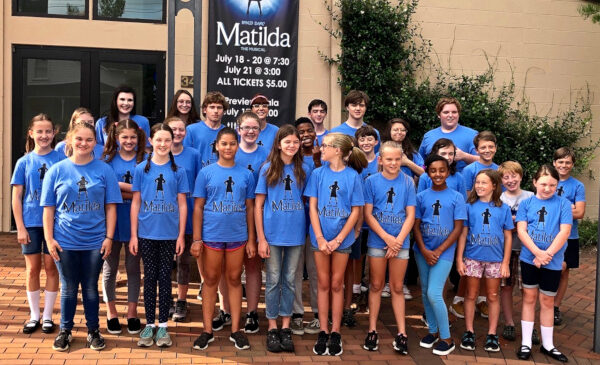 """Tryon Summer Youth Theater presents """"Matilda the Musical"""""""