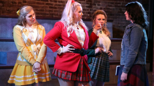 REVIEW: Dear Diary, Heathers is Pure Guilty Pleasure at The Market Theatre