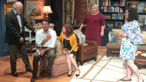 REVIEW: The Book Club Play