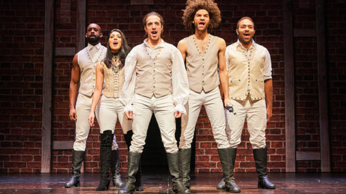 REVIEW: 'Hamilton' Fans Rejoice, SPAMILTON Continues the Saga