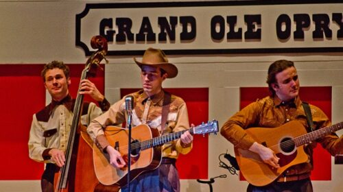 REVIEW: Hank Williams Lives Again in Spartanburg Little Theatre's Hot Ticket