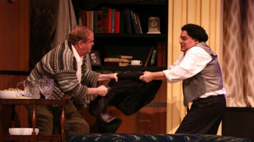 REVIEW: Mill Town Players Revel in 'Moonlight and Magnolias' Hijinx